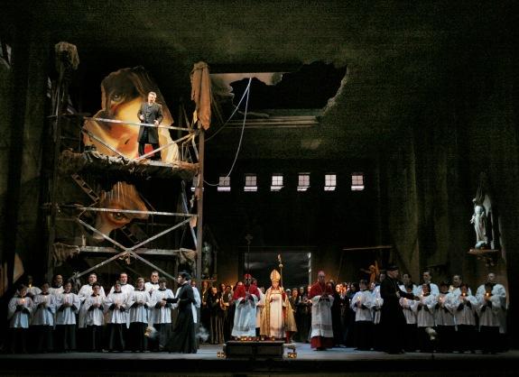 'Tosca' Final Dress - May 16, 2013