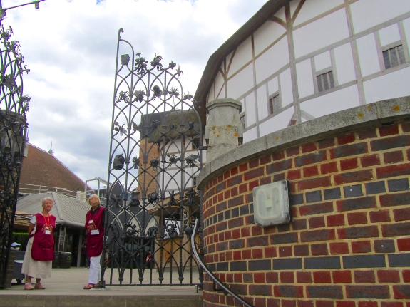 Shakespeare's Globe Theatre 2013
