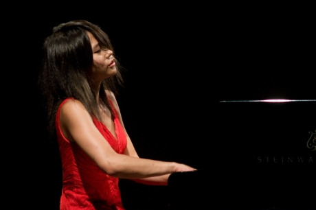 Pianist Yuja Wang. Credit: Xavier Antoinet.