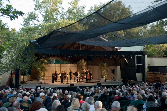 Ojai Music Festival 2011 Day 4 - 5:30 Concert Featuring Australi