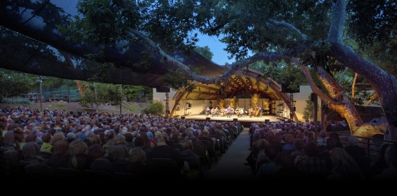 The Ojai Music Festival. Courtesy of the Ojai Music Festival.