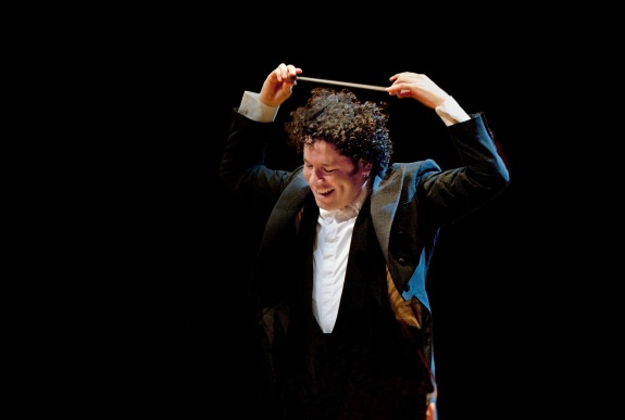Gustavo Dudamel Photo Credit: Vern Evans