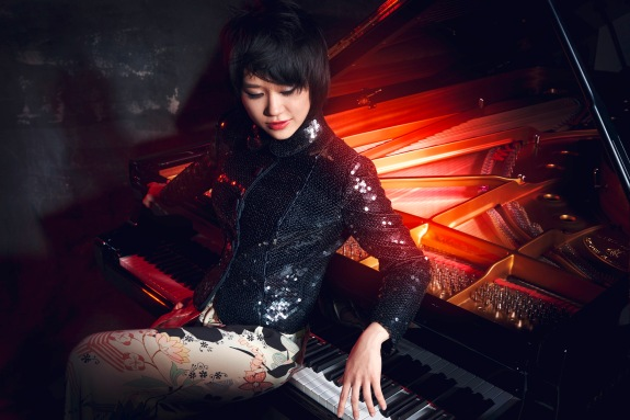 Pianist Yuja Wang. Photo by Norbert Kniat