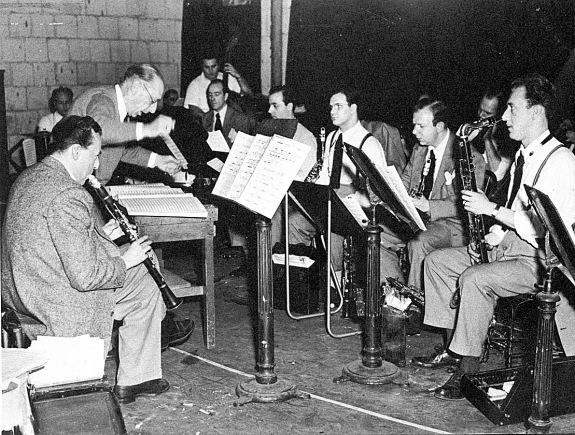 stravinsky-woodyhermanband-rehearsal
